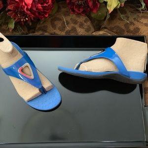 Orthaheel Vionic sz 8 sandals